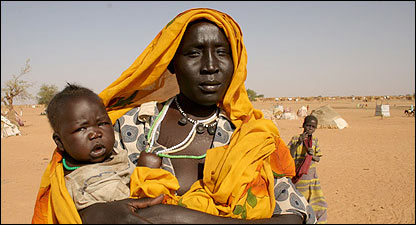 darfur sudan refugiados pobreza