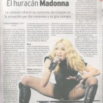 Madonna arranca su gira Sticky & Sweet Tour