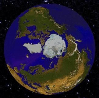 Casquete polar Norte
