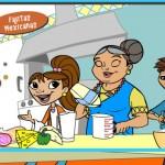 Cocinar fajitas mexicanas