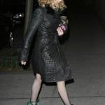 Madonna y Rihanna en la cena de Gucci UNICEF