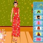 Moda y ropa oriental