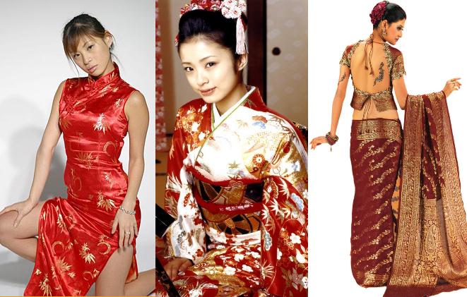 trajes-orientales