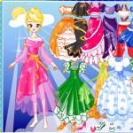 Vestir a la princesa María