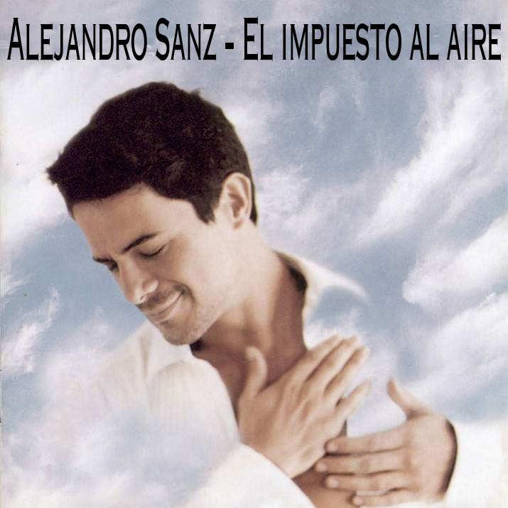 Alejandro Sanz posiblemente evadió impuestos