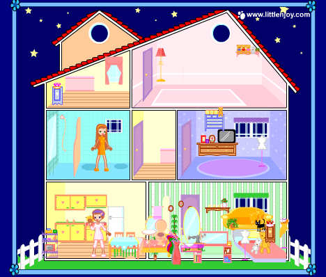 barbie-doll-house-juego