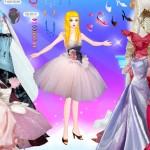 Barbie gala de noche