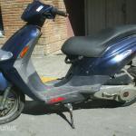 Me robaron la moto