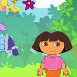 Vestir a Dora la niña