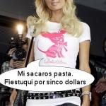 Pasa el fin de año con Paris Hilton