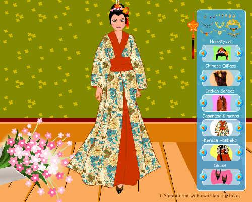 juegos-para-vestir-a-novias-oriental