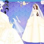 Juegos para vestir a novias