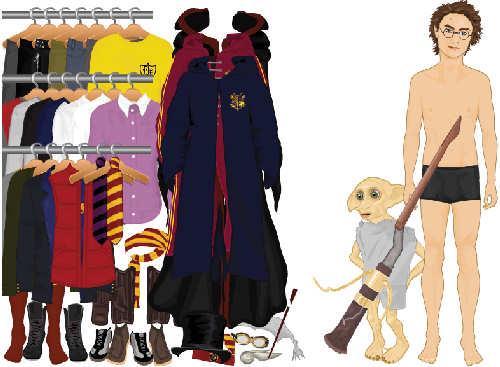 juegos-vestir-gratis-actores-doll-dress-daniel-radcliffe