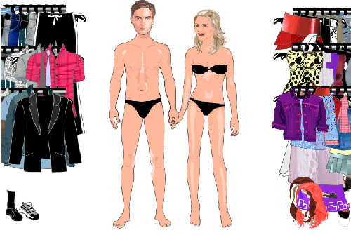 juegos-vestir-gratis-actores-doll-dress-tobey-maguire-and-kirsten-dunst