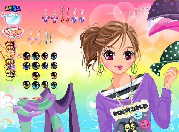 juegos para vestir gratis al estilo stardoll | juegos
