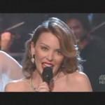 Santa Baby por Kylie Minogue