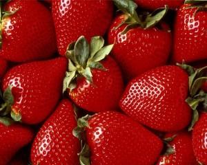 walllpapers fondos escritorio fresas