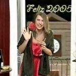 Raquel Revuelta da las campanadas
