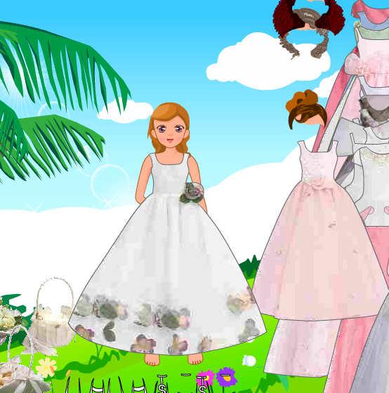 Vestidos para la niña de comunión