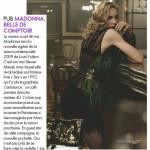 Madonna es imagen de Vuitton para el 2009