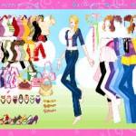 Juegos para vestir personajes de anime