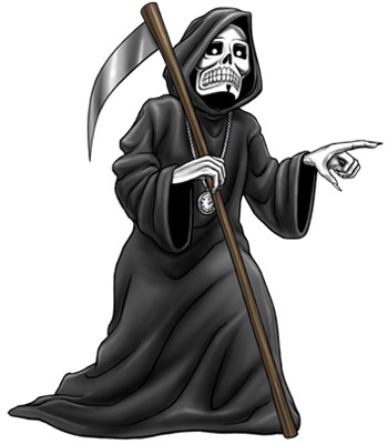 muerte-guadana