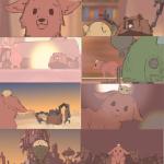 La historia de Nene y Ozuki
