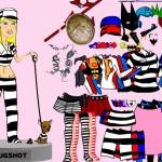 Juegos para vestir a Paris Hilton en la cárcel