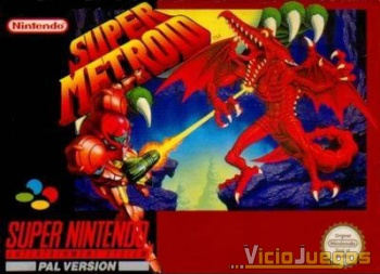 Super Metroid Metroid 3 Blogodisea