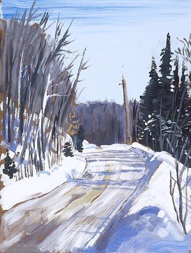 Carretera Laurentian