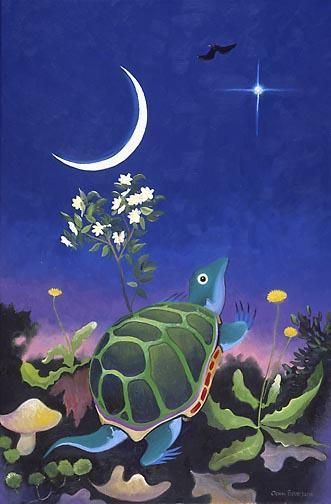 El espíritu de la tortuga