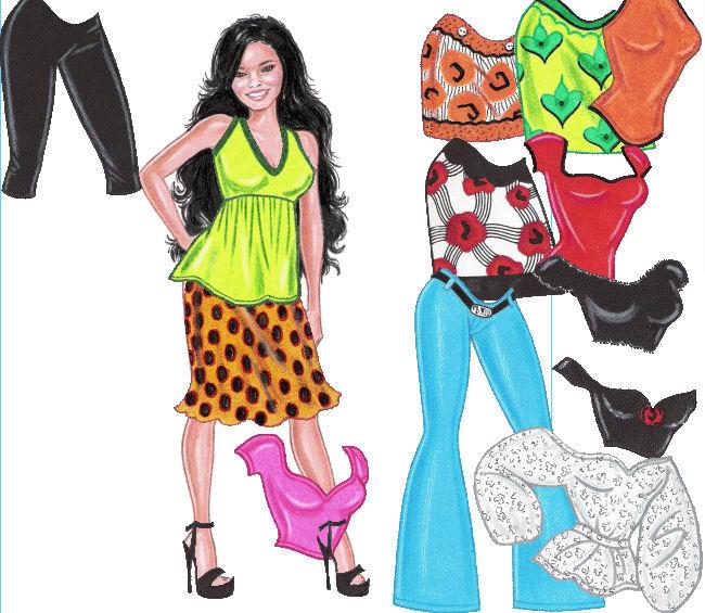 juego-vestir-dress-up-ropa-maquillar-gabriella-montez-vanessa-hudgens