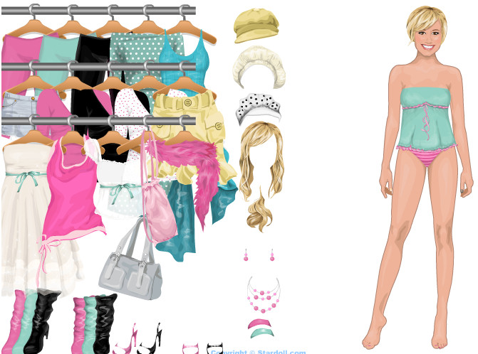 juegos-juego-moda-diseno-ropa-vestir-ashley-tisdale-sharpay-evans