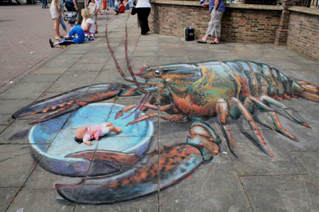 julian-beever-tiza-lobster2