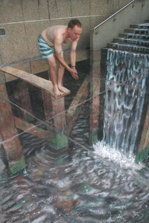 julian-beever-tiza-waterfall