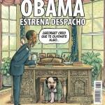 El nuevo despacho de Obama