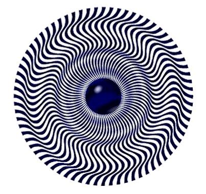 ilusion optica circulo gira