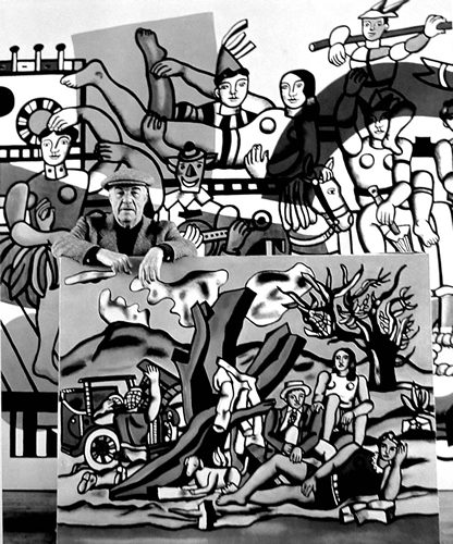 robert-doisneau-24-fernand-leger-dans-ses-ouevres-1954