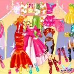 Juegos para vestir muñecas