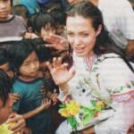Angelina Jolie, Embajadora de buena voluntad de la ONU