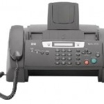 Teléfono Vs. Fax