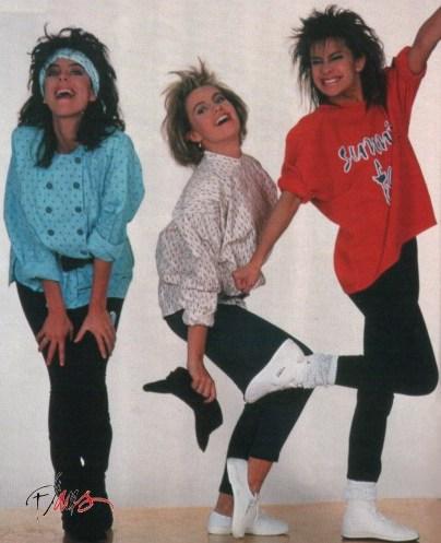 La moda de los 80 - Blogodisea