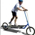 Gadget absurdo para mantener la forma física