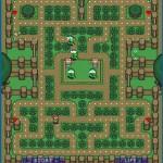 Pacman con Zelda