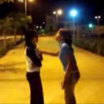 pelea jennys chicas canis