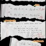 Cachondeo en clase de matemáticas