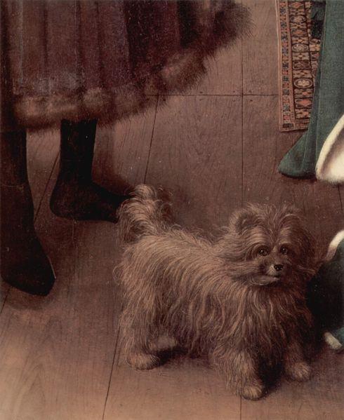 arnolfini-matrimonio-perro