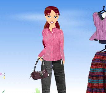 Barbie moda primavera