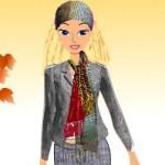 Barbie moda de otoño