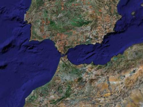 europa-africa-peninsula-iberica-estrecho